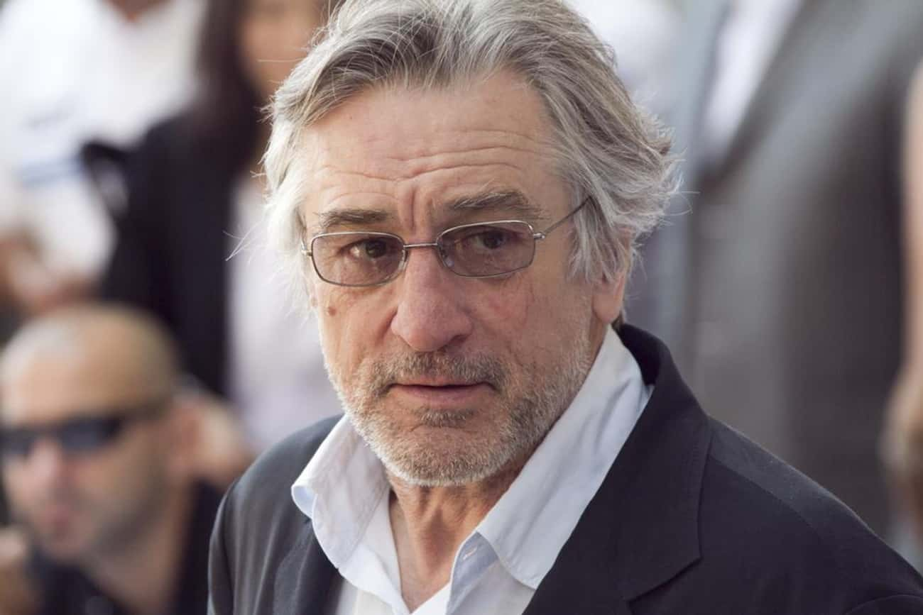 Robert De Niro is listed (or ranked) 4 on the list Famous Friends Of Aretha Franklin