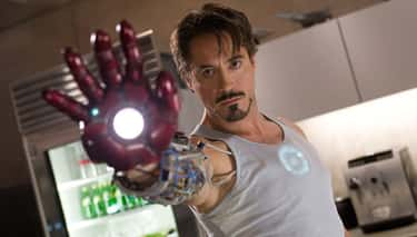 Robert Downey Jr. - Iron Man is listed (or ranked) 2 on the list The 25 Greatest Superhero Movie Performances Of All Time