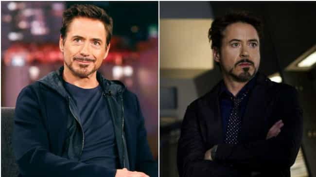 Robert Downey Jr. is listed (or ranked) 4 on the list Actors Known for Roles Most Similar to Who They Are in Real Life