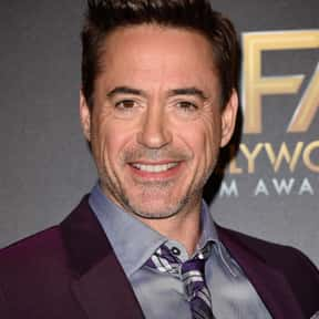 Robert Downey Jr. is listed (or ranked) 15 on the list Celebrities Who Should Run for President