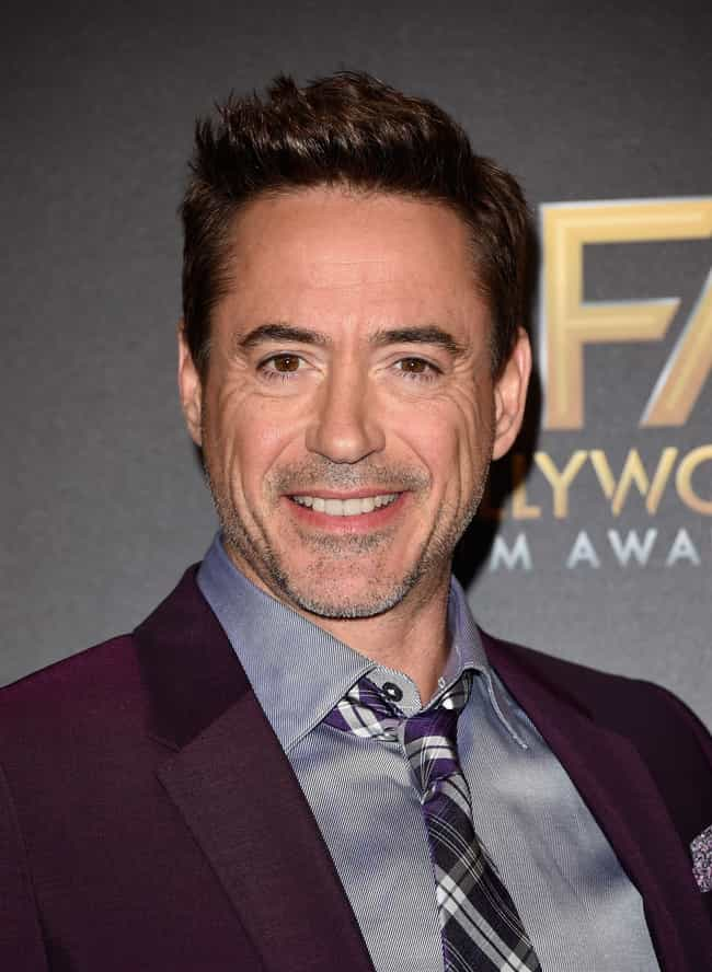 Robert Downey Jr. is listed (or ranked) 4 on the list Celebrities Who Have Aged the Best