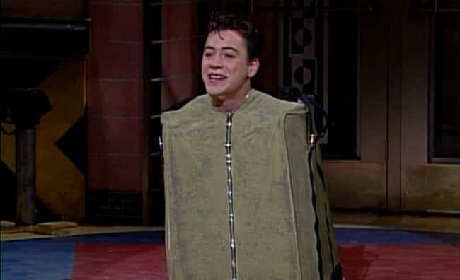 Robert Downey Jr. is listed (or ranked) 4 on the list 20 Actors You Didn't Know Were On SNL (Or Managed To Forget)