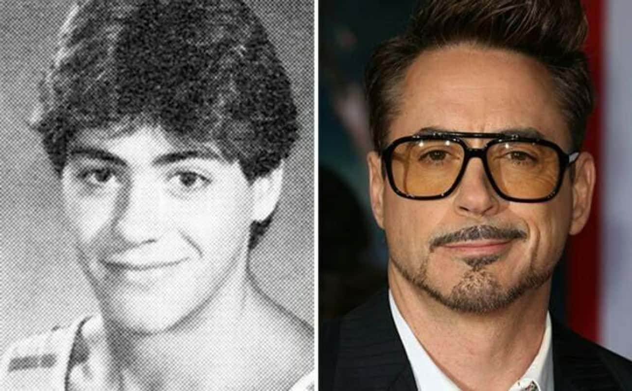 Robert Downey Jr. is listed (or ranked) 1 on the list Celebrities Who Have Aged the Best