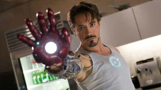 Robert Downey Jr. is listed (or ranked) 4 on the list 16 Times Actors Completely Rewrote Their Characters