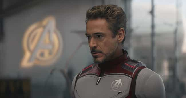 Robert Downey Jr. is listed (or ranked) 1 on the list The Most Influential Actors Of The Decade