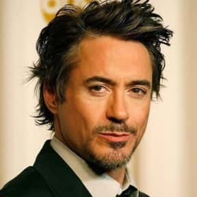 Robert Downey Jr. is listed (or ranked) 1 on the list The Hottest Men Over 40