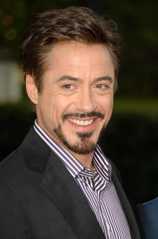 Robert Downey Jr. is listed (or ranked) 1 on the list Conservative Celebrities in Progressive Roles