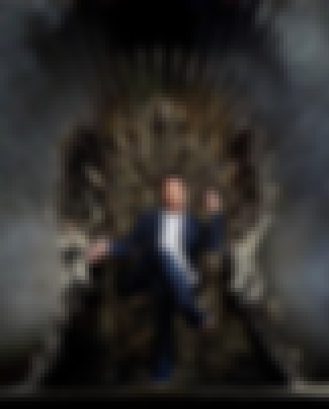 Robert Downey Jr. is listed (or ranked) 1 on the list 26 Famous People Sitting On The Iron Throne