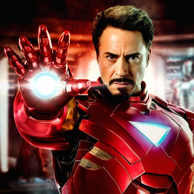 Robert Downey Jr. is listed (or ranked) 1 on the list The Best Marvel Superhero Movie Actors