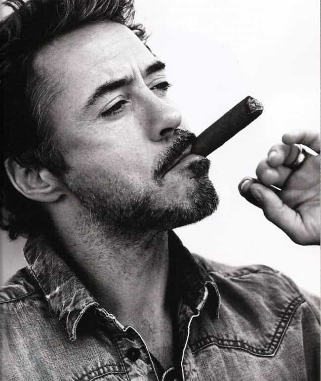 Robert Downey Jr. is listed (or ranked) 1 on the list Famous Aries Celebrities