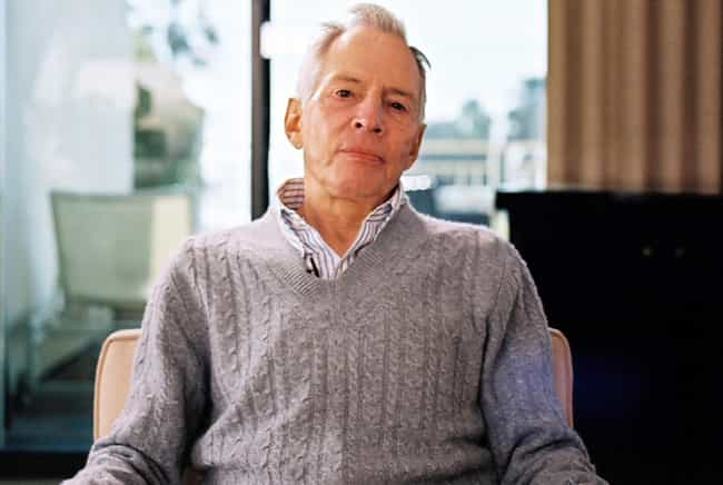 Robert Durst is listed (or ranked) 2 on the list Hollywood's Most Famous Black Sheep