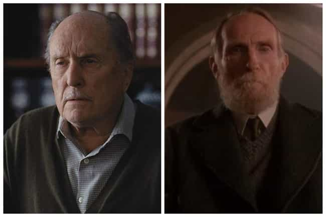 Robert Duvall is listed (or ranked) 2 on the list Who Should Star In A 'Home Alone' Remake Today?