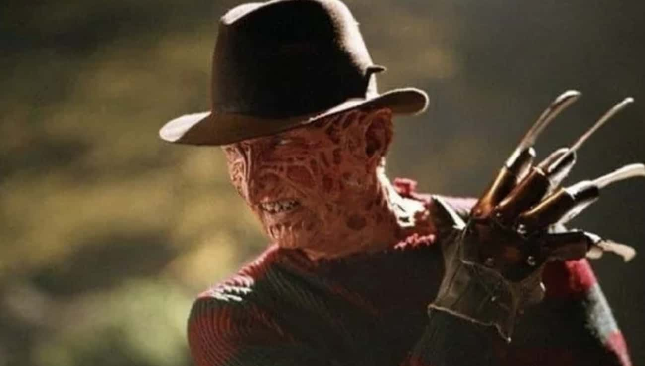 Robert Englund Said Freddy Kru is listed (or ranked) 4 on the list What Horror Actors Think Of Their Characters