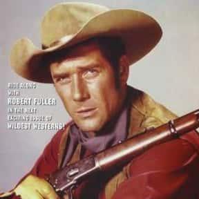 Robert Fuller is listed (or ranked) 6 on the list Laramie Cast List