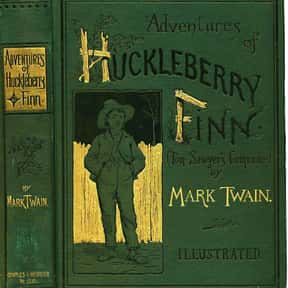 The Adventures of Huckleberry  is listed (or ranked) 17 on the list The Most Overrated Classics You Were Forced To Read In High School