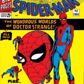 Amazing Spider-Man is listed (or ranked) 16 on the list The Best Doctor Strange Versions Of All Time