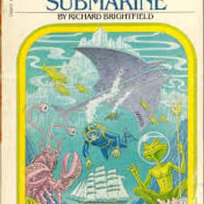 The Phantom Submarine is listed (or ranked) 10 on the list The Best Choose Your Own Adventure Books
