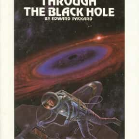 Through the black hole is listed (or ranked) 7 on the list The Best Choose Your Own Adventure Books
