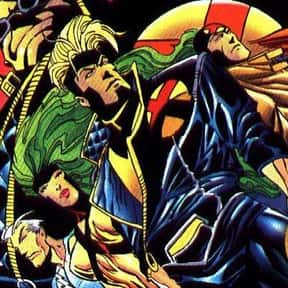 X-Factor is listed (or ranked) 18 on the list The Best Superhero Teams & Groups