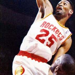 Robert Horry is listed (or ranked) 9 on the list The Best Houston Rockets of All Time