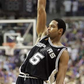 Robert Horry is listed (or ranked) 14 on the list The Best Small Forwards of the 90s