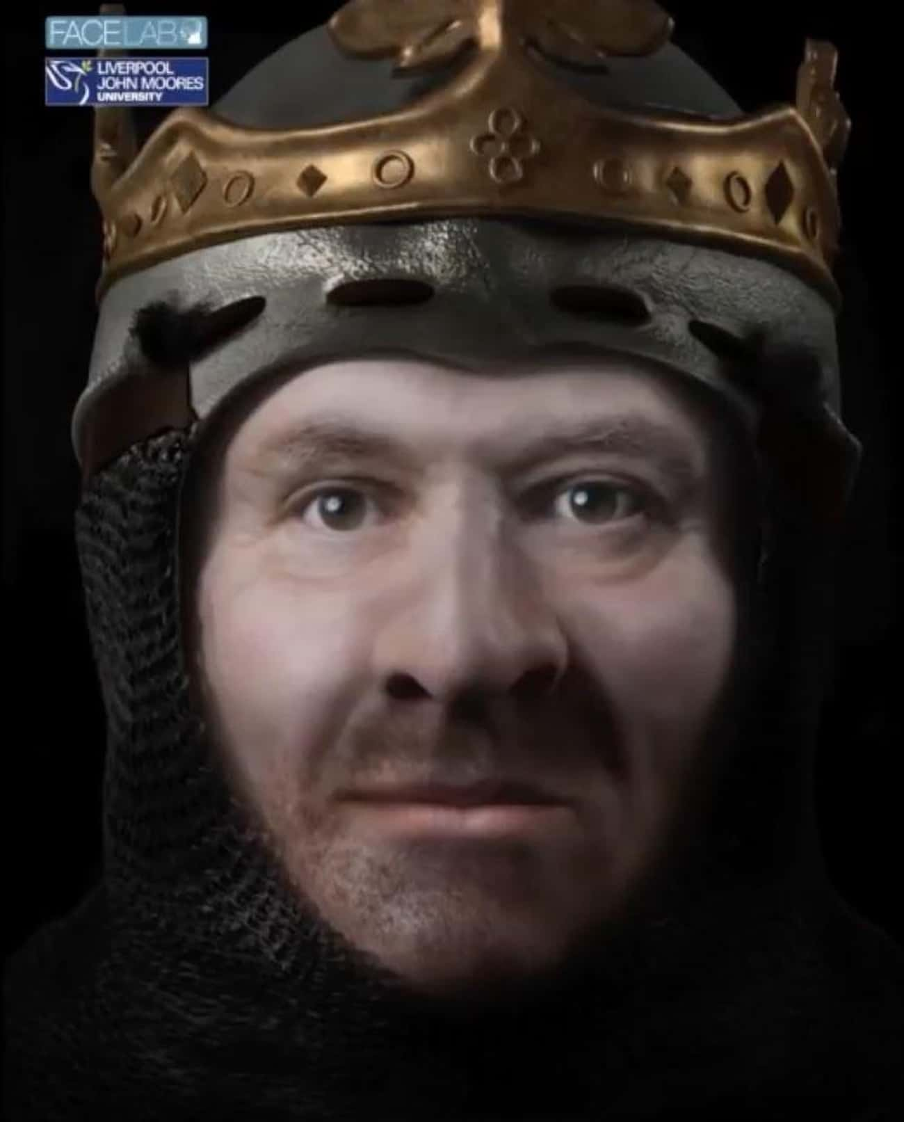 Robert The Bruce is listed (or ranked) 1 on the list What The Most Famous Royals Looked Like When They Were Alive