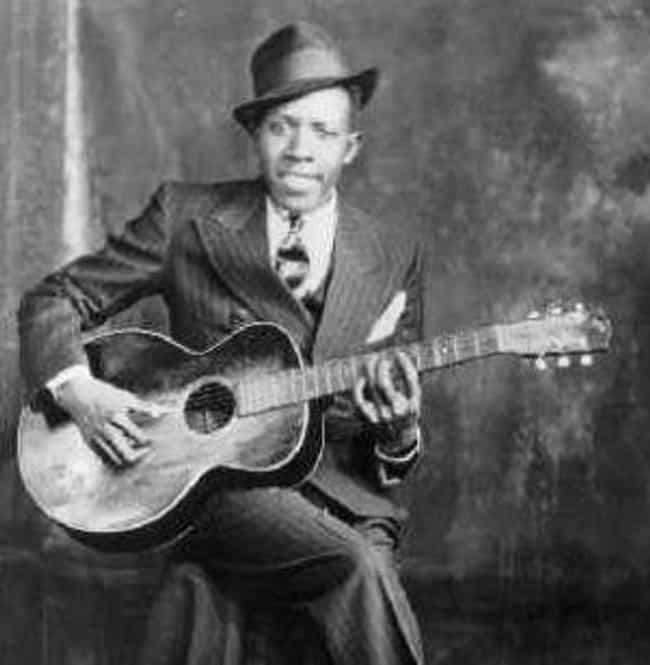 Robert Johnson is listed (or ranked) 6 on the list Members of The 27 Club