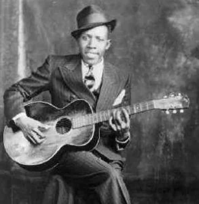 Robert Johnson is listed (or ranked) 1 on the list 13 Famous Historical Figures Who Allegedly Sold Their Souls To The Devil