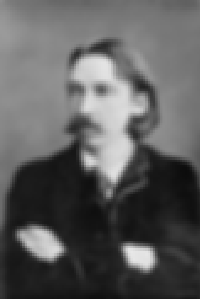 Robert Louis Stevenson is listed (or ranked) 2 on the list 9 Hugely Influential Historical Figures Who Really Loved Doing Cocaine