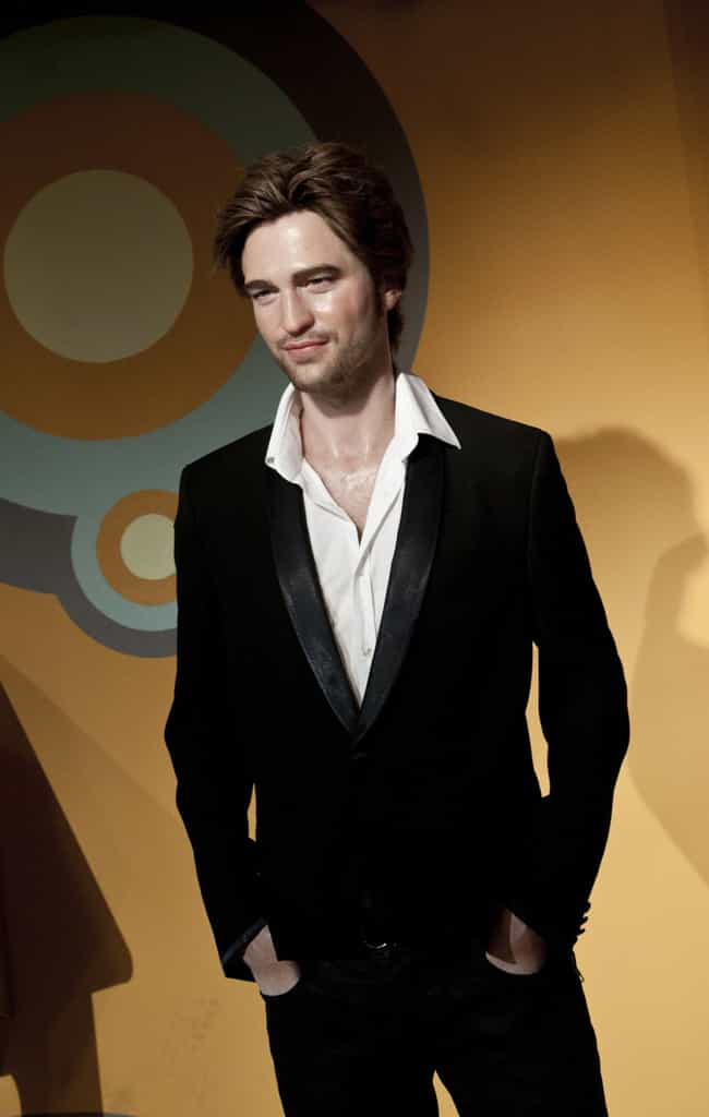 Robert Pattinson is listed (or ranked) 4 on the list The Worst Wax Figures at Madame Tussauds