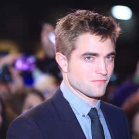 Robert Pattinson is listed (or ranked) 25 on the list Popular Film Actors from United Kingdom