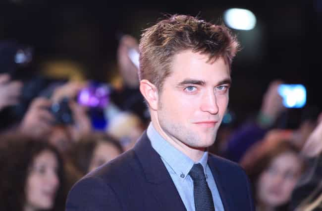 Robert Pattinson is listed (or ranked) 3 on the list Celebrities Who (Allegedly) Have Bad Breath