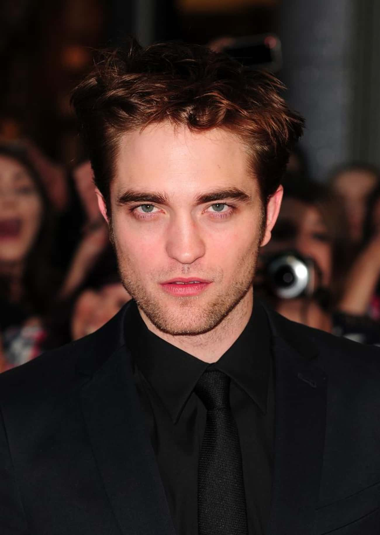 Robert Pattinson is listed (or ranked) 4 on the list Famous INFPs