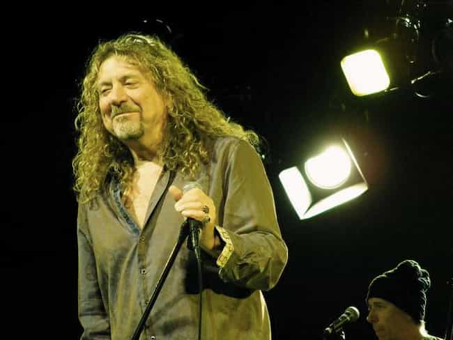 Robert Plant is listed (or ranked) 1 on the list The Top 10 Lead Singers in Rock n Roll