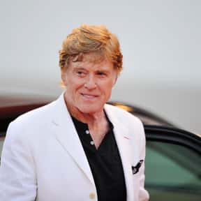 Robert Redford is listed (or ranked) 22 on the list The Best Actors in Film History