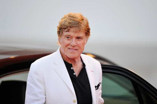 Robert Redford is listed (or ranked) 4 on the list Who Is America's Grandfather in 2019?