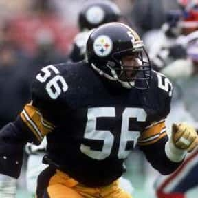 Robin Cole is listed (or ranked) 19 on the list The Best Pittsburgh Steelers Linebackers of All Time