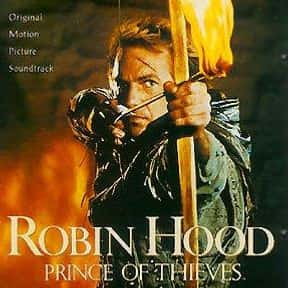 Robin Hood: Prince of Thieves is listed (or ranked) 16 on the list The Best Movies of 1991