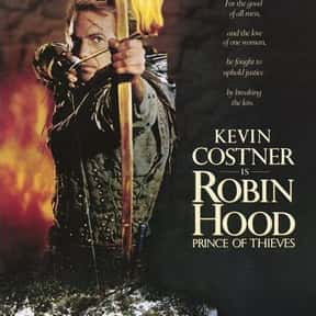 Robin Hood: Prince of Thieves is listed (or ranked) 14 on the list The Best Morgan Freeman Movies
