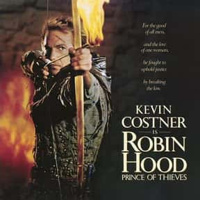 Robin Hood: Prince of Thieves is listed (or ranked) 13 on the list The Best Medieval Movies