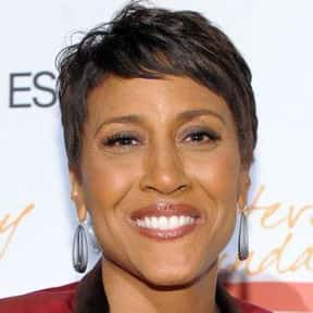 Robin Roberts is listed (or ranked) 14 on the list The Most Trustworthy Newscasters on TV Today