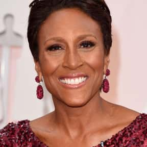 Robin Roberts is listed (or ranked) 13 on the list Famous People Named Robin