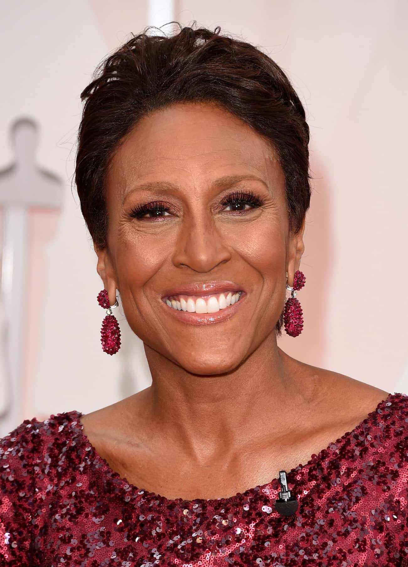 Robin Roberts is listed (or ranked) 3 on the list Famous Female News Presenters