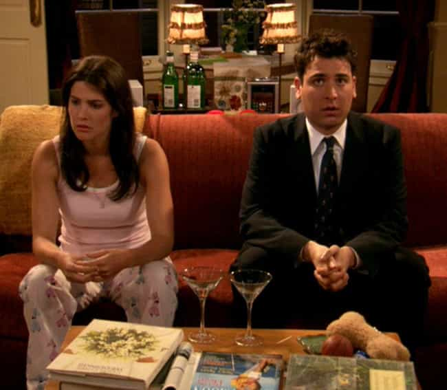 Robin Scherbatsky is listed (or ranked) 6 on the list TV Love Interests Who Could Do Better