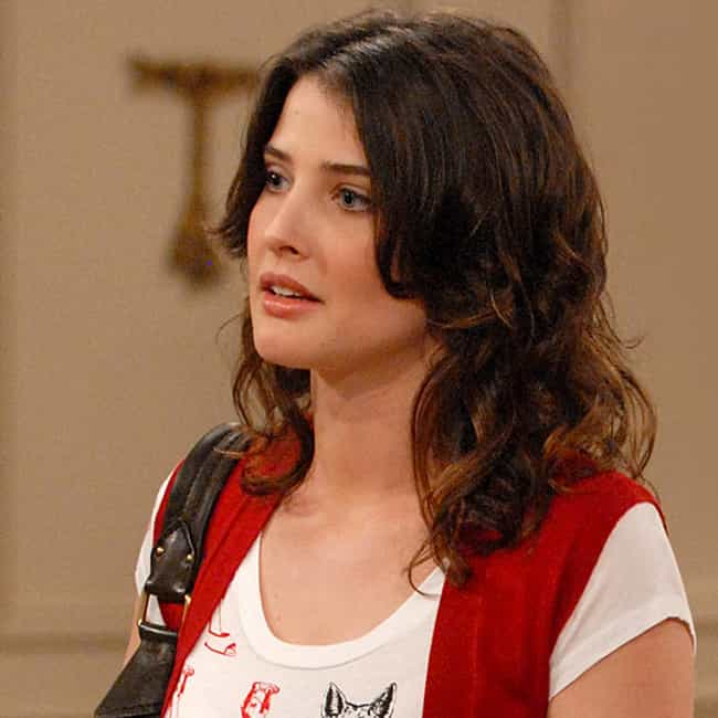Robin Scherbatsky is listed (or ranked) 2 on the list The Most Memorable Ex-Girlfriends In TV History