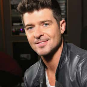Robin Thicke is listed (or ranked) 5 on the list The Worst Falls from Grace in 2015