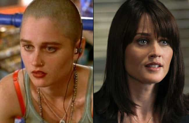 Robin Tunney is listed (or ranked) 4 on the list 'Empire Records' Has The Most '90s Cast Imaginable And They've Gone On To Big (And Small) Things