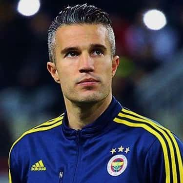 Robin van Persie is listed (or ranked) 2 on the list The Best Professional Soccer Players Who Retired In 2019