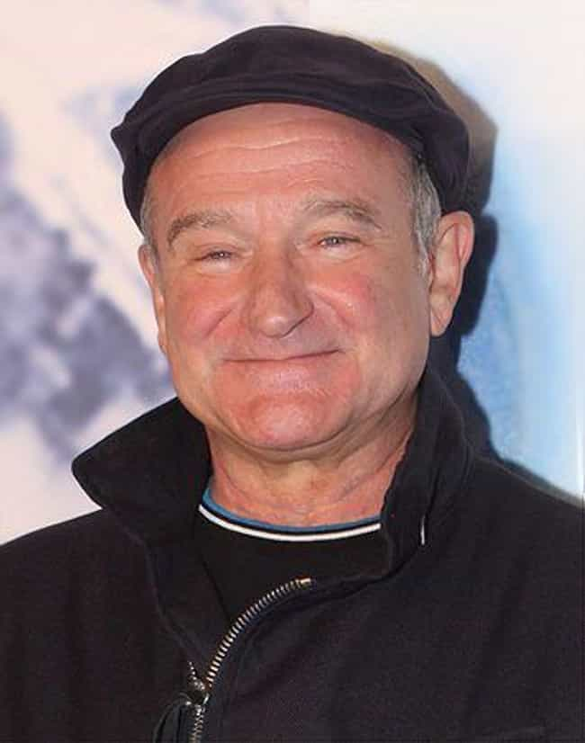Robin Williams is listed (or ranked) 2 on the list Comedians Who Went To Rehab