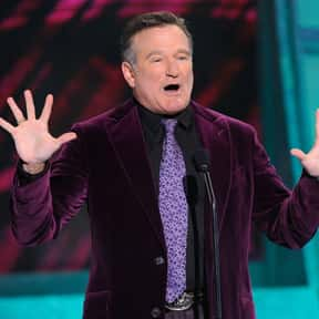 Robin Williams is listed (or ranked) 1 on the list People We Wish Were Still Alive